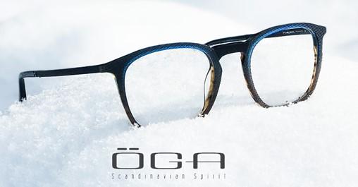 Morel // New Öga frames