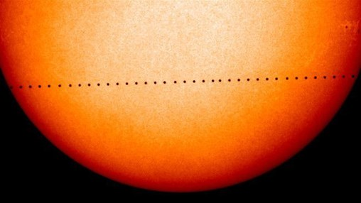 November to Feature Rare Astronomical Event That Won't Occur Again Until 2032