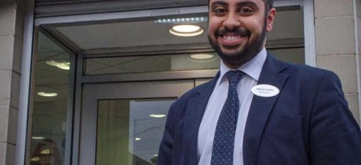 27-Year-Old Optician Becomes Director at Hillsborough Specsavers