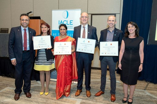 IACLE calls for 2021 awards entries