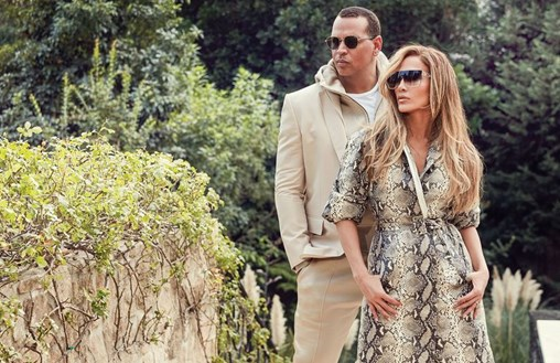 Jennifer Lopez and Alex Rodriguez Drop a New Line of Sunglasses With Quay