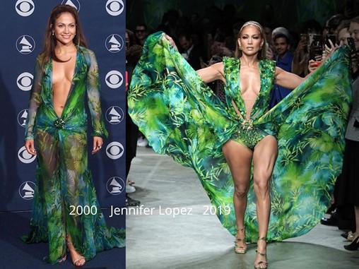 Fashion and Eyewear Trends 2020: Tropical Leaf Print