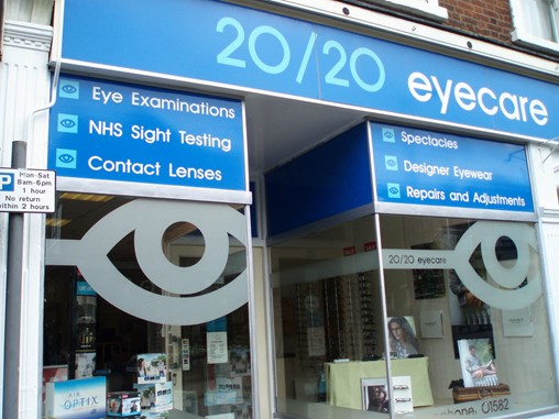 20-20 Eyecare Ltd