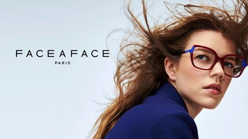 Face a Face // Running Line