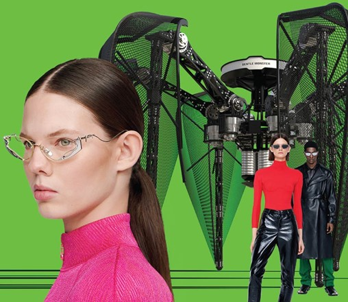 Gentle Monster Unveils Latest Futuristic Eyewear Collection