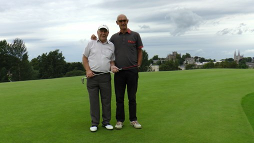 """""""Blind Golf Has Given Me a Life"""""""