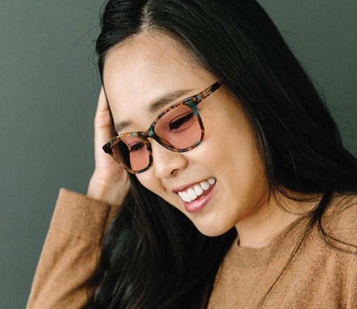 Improved Light-Responsive Eyewear For Migraine Sufferers