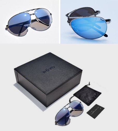 Revo Celebrates 35th Anniversary with the Release of a Limited-Edition Folding Sunglass
