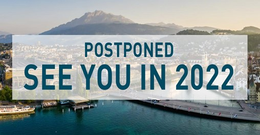 HOF Weekend // Lucerne show postponed to May 2022
