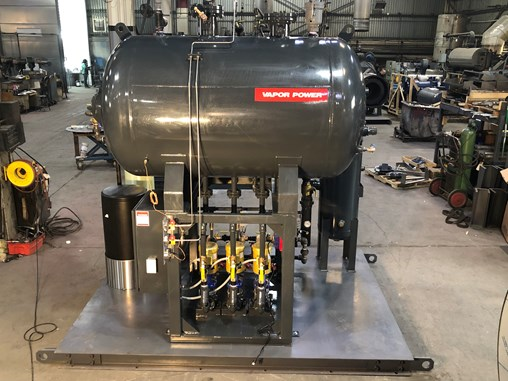 NEW Product Line Introduction:  Vapor Power's Deaerator Product Line