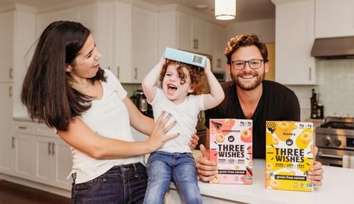 WATCH: Three Wishes Cereal Trials Drive-Thru Sampling