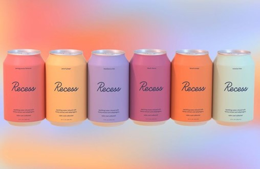 Recess Launches Direct to Business Wholesale Online Platform for CBD-infused Beverages, Revamps DTC Site