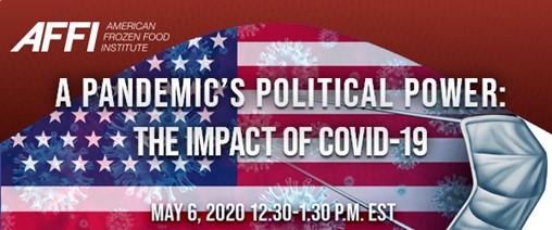 AFFI's Virtual Event - A Pandemic's Political Power