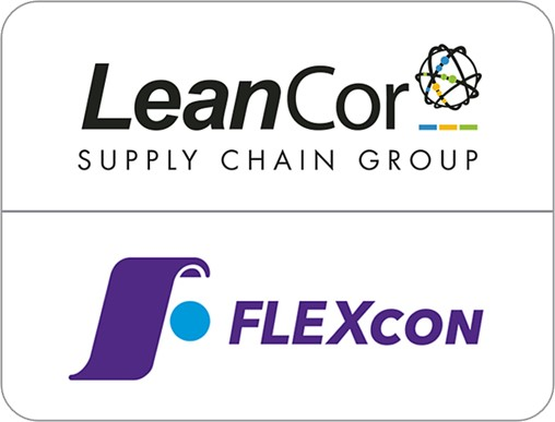 LeanCor-FLEXcon-logos
