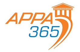 Download the APPA365 app and receive a 20% discount off all items in the APPA Bookstore!