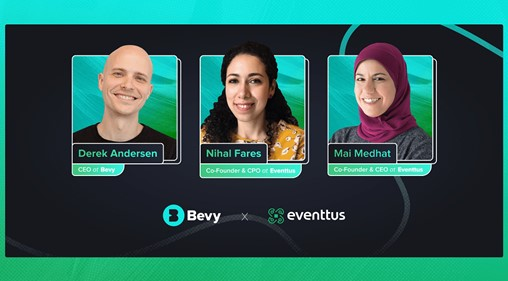 Bevy acquires Egyptian virtual events platform Eventtus