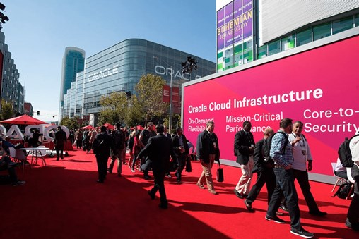 12 Imaginative Events From Oracle