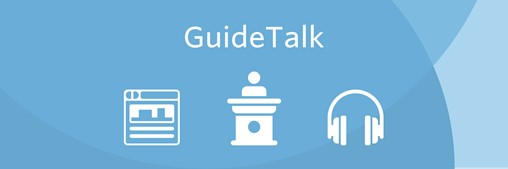GuideTalk: Beyond Web – Your Questions Answered