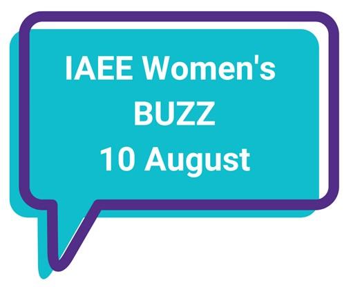 IAEE Connect: Women's BUZZ Power Hour