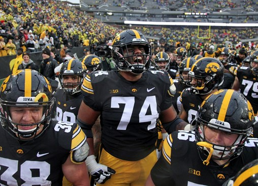 What's Next for Iowa Football? One Former Player Defends Head Coach Kirk Ferentz, While Another Is 'Asking for Change' After Alleged Racist Remarks by Strength Coach.