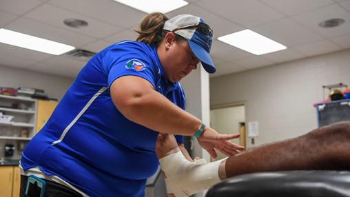 Hillsborough County Nears Deal With New Athletic-Trainer Provider