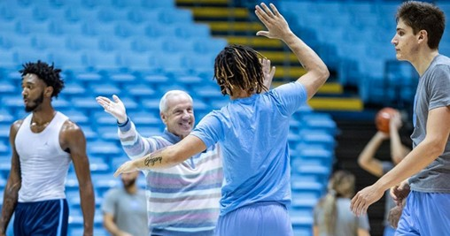 Cole Anthony Posts Encouraging Message for UNC Return