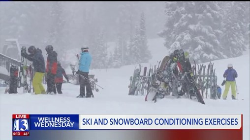 Wellness Wednesday: How to Get Your Body Ready to Hit the Slopes
