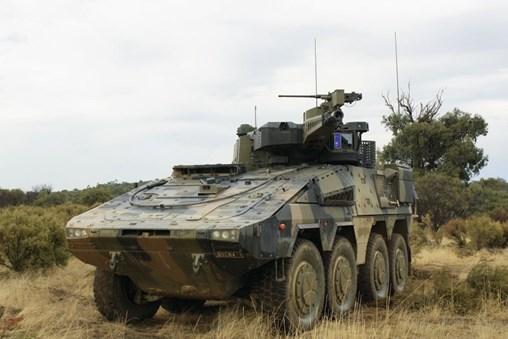 Rheinmetall Strengthens Australian Industry Ties