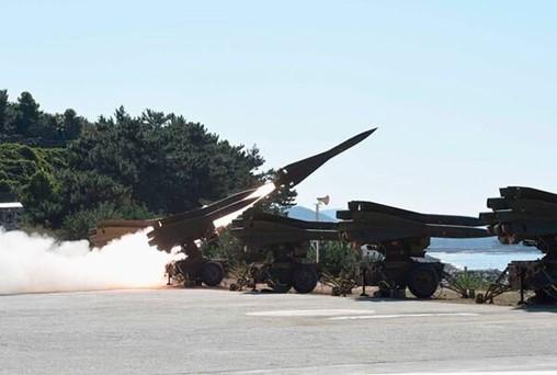 South Korean air force retires last MIM-23 HAWK SAM systems