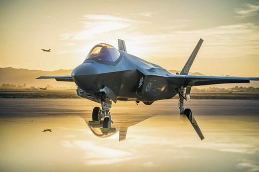 Update: Australia Consolidates F-35 MRO Support
