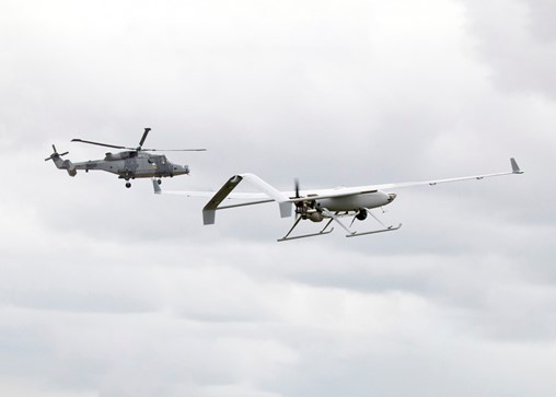Wildcat / UAV Manned-Unmanned Teaming Trials