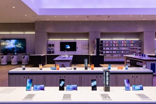 Samsung U.S. Retail Closures