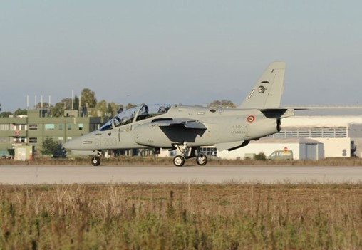 Italy inducts first M-345 trainers