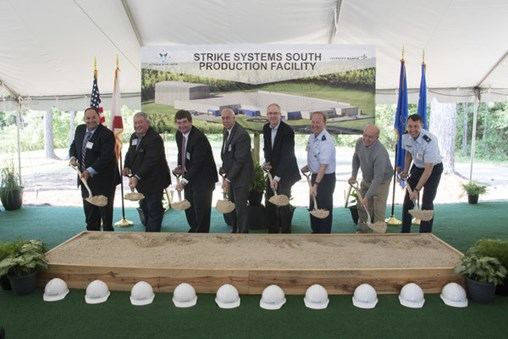 Lockheed Martin Breaks Ground on New Production Facility