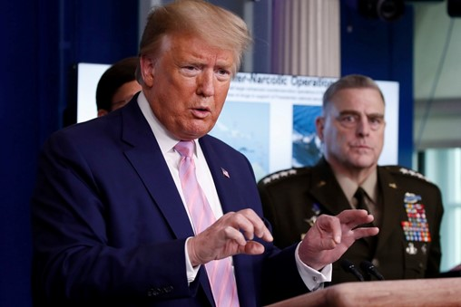 Top generals planned to resign en masse if Trump refused to leave office: reports