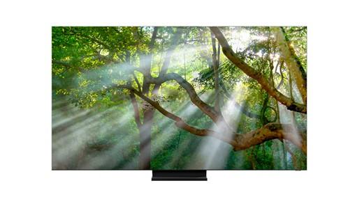 2020 Samsung QLED 8K TV - CES 2020