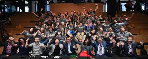 100 Classrooms Nationwide Advance in $3 Million Samsung Solve for Tomorrow Contest