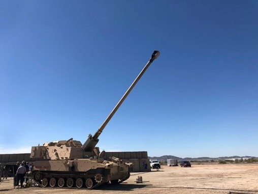 Final assembly under way of four US Army ERCA platforms