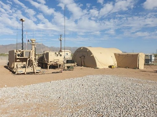 US Army's IBCS network cruising through limited user test