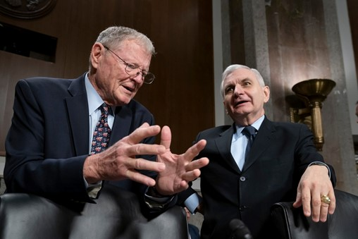 This week in Congress: Senate leaders debate the annual authorization bill, but you can't watch