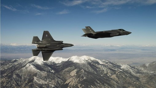 F-35A wins the Swiss Air Force Competition