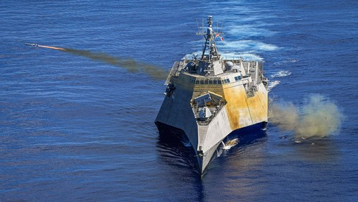 Navy Selects General Dynamics Mission Systems to Support the Littoral Combat Ship Independence-Variant Combat Management System