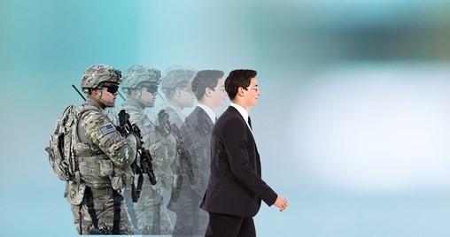 Change Your Uniform, Not Your Mission