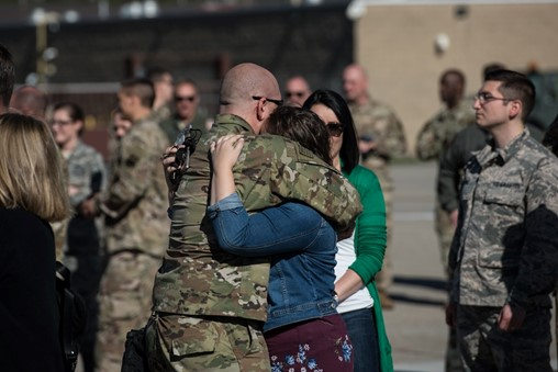 Guard, Reserve spouses report satisfaction with military life — but that was before 2020