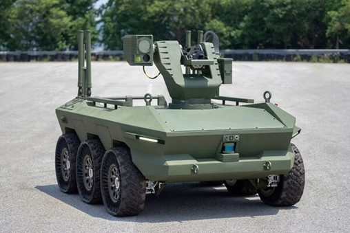 Hyundai Rotem delivers two MPUGVs for RoKA trials