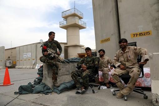 US kept exact details of Bagram exit from Afghan commander for OPSEC, says Pentagon spokesman