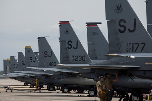 Air Combat Command Targeting October for Completion of Campaign Plan