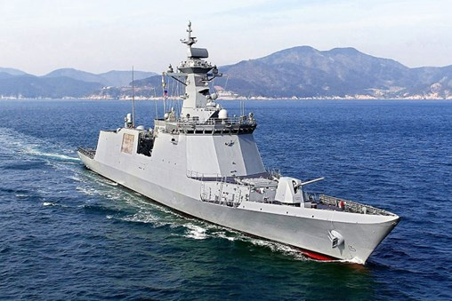 Frigates Fill the Maritime Gap