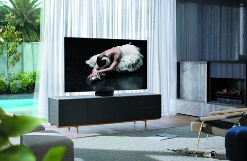 2020 QLED TV, Q800T