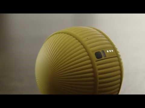 Samsung Ballie at CES 2020